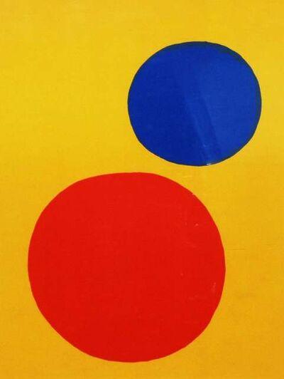 Alexander Calder, 'Planets II', 1973