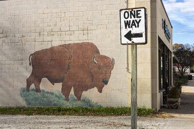 Joel Morgovsky, 'Buffalo, Council Grove, KS'