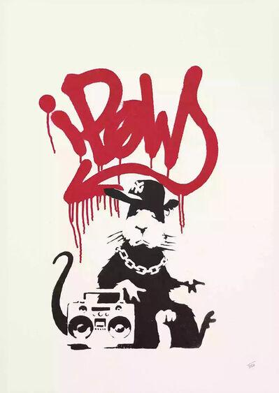 Banksy, 'Gangsta Rat (Unsigned)', 2004