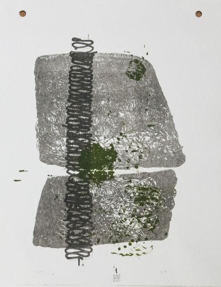 Karin Bruckner, 'Stonescript3', 2015