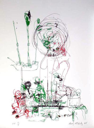 Paul McCarthy, 'Untitled Silkscreen Print by Paul McCarthy', 2005