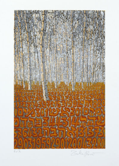 Tobia Rava, 'Forest of the 32 paths', 2005