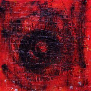 Mila Lights, 'Red Shadow', 2012