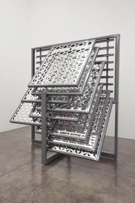 Lucia Koch, 'Mostruário (acrilico-espelho) [Showcase (acrylic-mirror)] from the series Materiais de Construção [Construction Materials]', 2012
