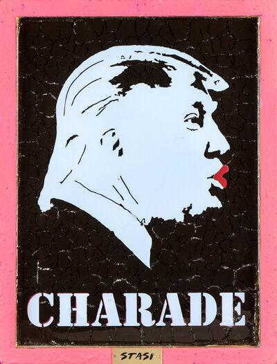 Stefano Agostini - Stasi, 'Charade', 2021