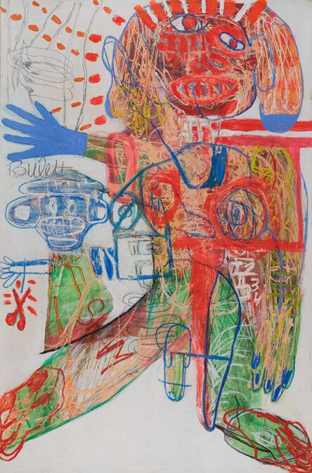 Caroline Demangel, 'Ma main, c'est ma queue', 2016