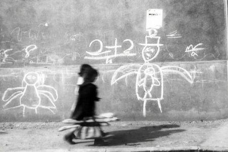 Marc Held, 'Graffitis', ca. 1952