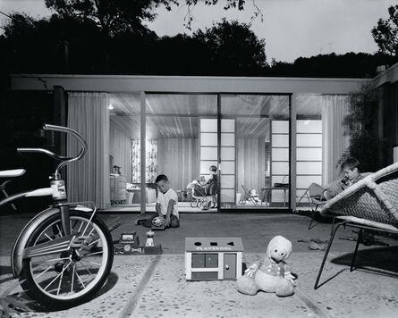 Julius Shulman, 'Robert Skinner, Skinner House, Beverly Hills, California', 1999