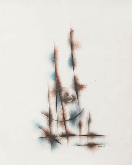Norman Lewis, 'Hide and Seek', 1954