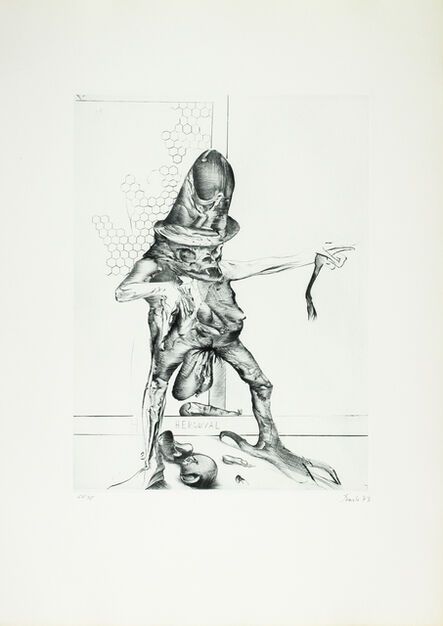 Dado, 'Hérouval I', 1973