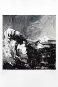 Yan Pei-Ming, 'Marat', 2013