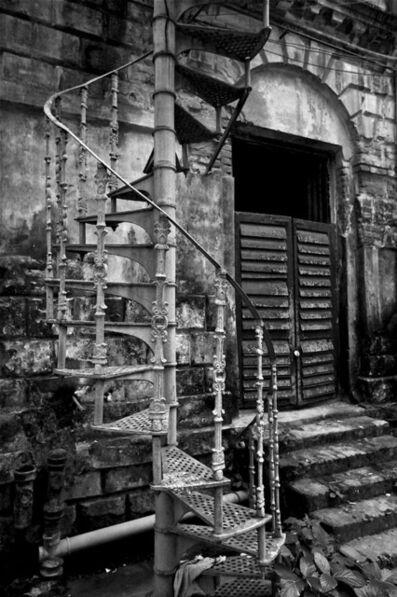 Prabir Purkayastha, ''Rear staircase', Colonial period mansion, Calcutta', 2013