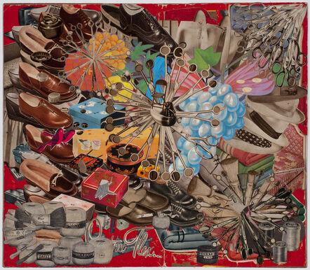 Lance Letscher, 'Ball of Yarn', 2016