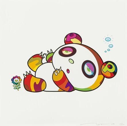 Takashi Murakami, 'Panda Club, Sleepy Time ', 2020