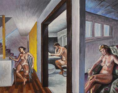 Miguel Colón, 'Three Vignettes', 2018
