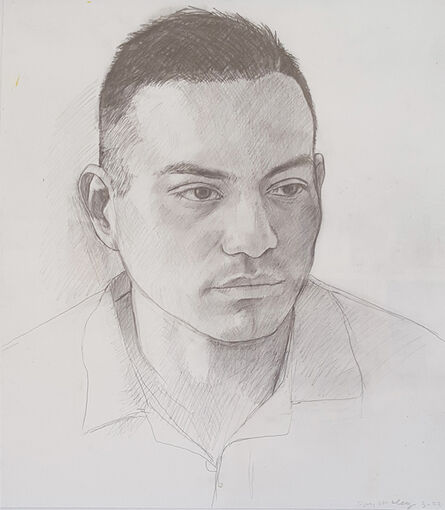 Dan McCleary, 'Sergio Barrales', 2018