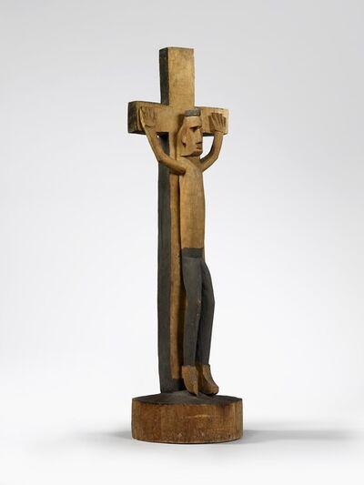 'Sculpture anthropomorphe (Anthropomorphic sculpture)'