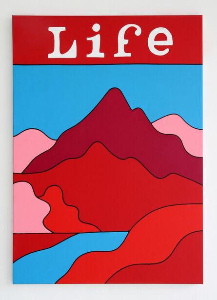 Parra, 'Life Landscape', 2015