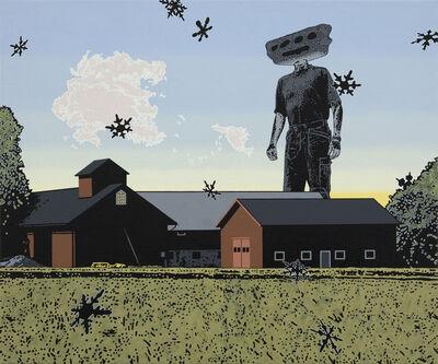 Henrik Samuelsson, 'Walking the Summer Backwards', 2009