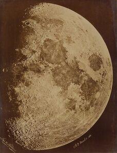 Lewis Rutherford, '[The Moon] N.Y.', 1865