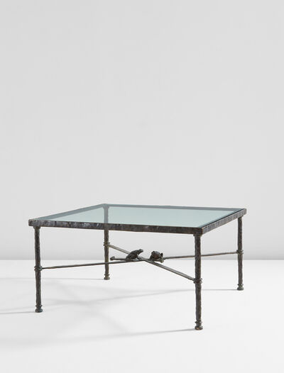 Diego Giacometti, ''Toad' table', circa 1976