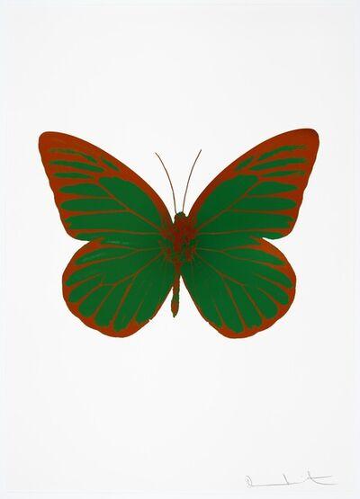 Damien Hirst, 'The Souls I - Emerald Green/Prairie Copper', 2010