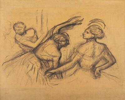 Edgar Degas, 'Scène de ballet', 1900