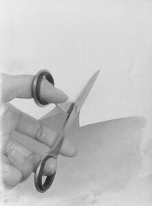 Kazuna Taguchi, 'scissors and paper', 2015