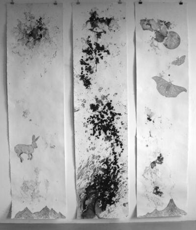 Tanja Thorjussen, 'Crepuscular Triptyc', 2017