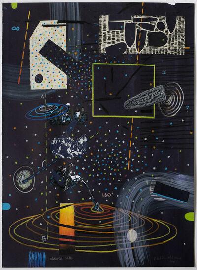 Pebofatso Mokoena, 'Material Stilts', 2020