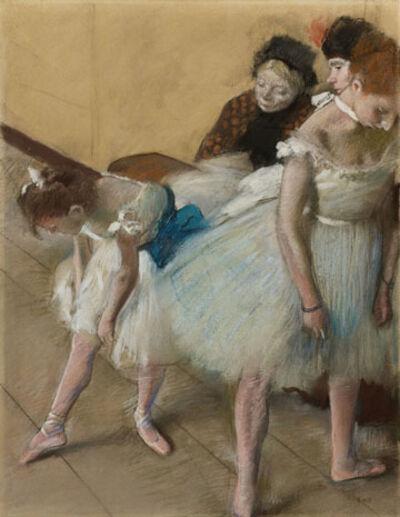 Edgar Degas, 'Dance Examination (Examen de Danse)', 1880