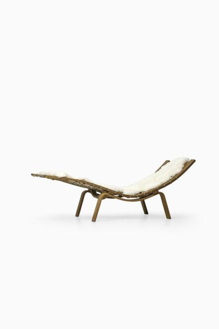 Hans J. Wegner for Getama, 'Hammock lounge chair', vers 1960