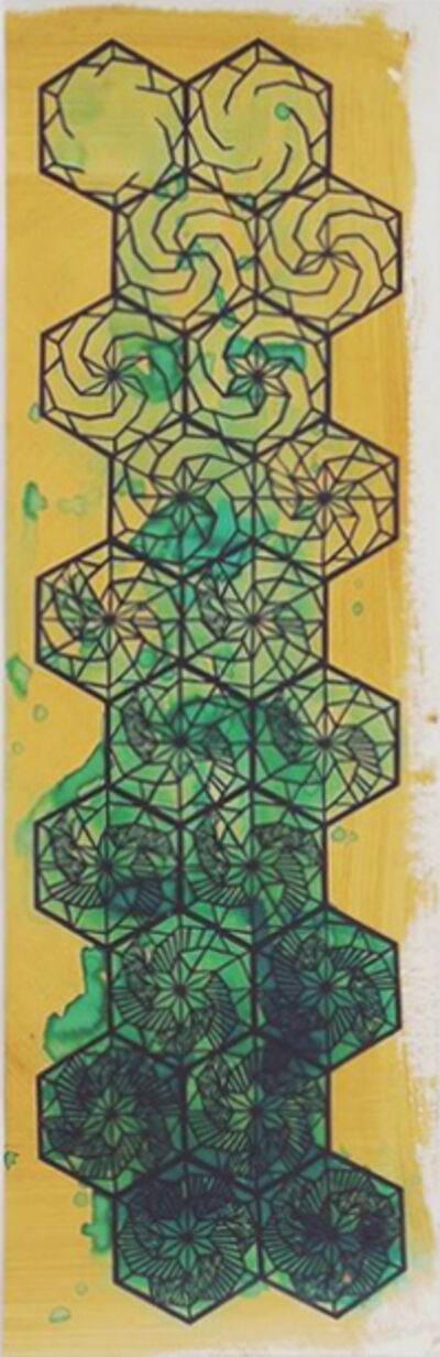 Swoon, 'Braddock Tiles', 2015