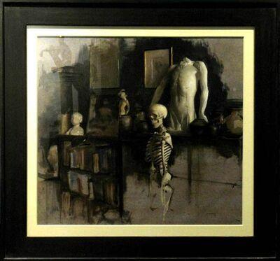 Jordan Sokol, 'The Artist's Studio at Dawn', 2015