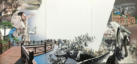 Zhong Biao 钟彪, 'The Other Shore', 2015