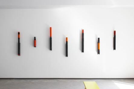 Thilo Jenssen, 'Zigarette #9 - #15', 2020