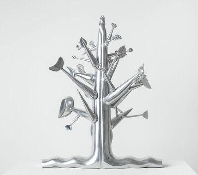 Ibrahim El-Salahi, 'Meditation Tree', 2018