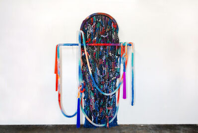 Tanya Aguiñiga, 'Within/without', 2021