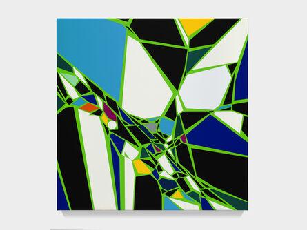 Sarah Morris, 'Ranger [Spiderweb]', 2021
