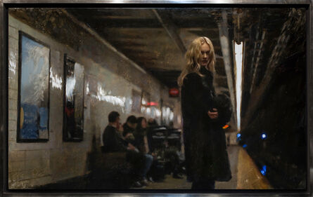 Casey Baugh, 'The Echoes Surround ', 2015