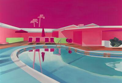 Ciara Rafferty, 'Hotel Pool 5', 2017