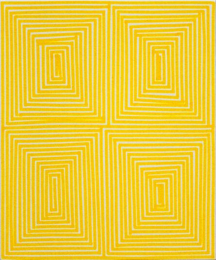 Bradley Harms, 'Yellow Coffer (Geo)', 2014