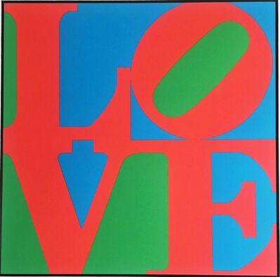 Robert Indiana, 'LOVE for Art Basel 1987', 1987