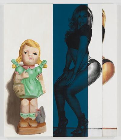 Julia Wachtel, 'Milk', 2014