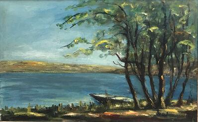 Zvi Rephaeli, 'Sea of Galilee', 1924-2005