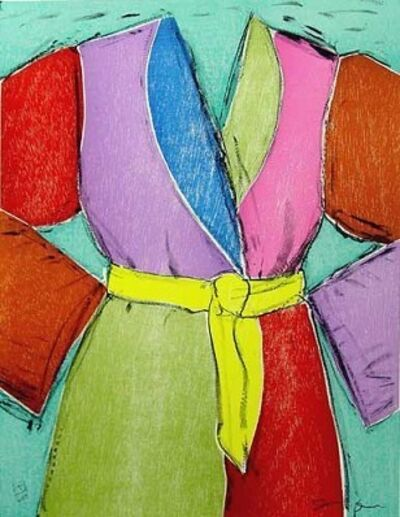 Jim Dine, 'Yellow Belt', 2005