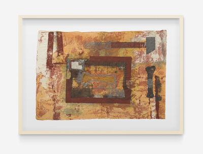 Antonio Dias, 'Working in the furnace', 1986