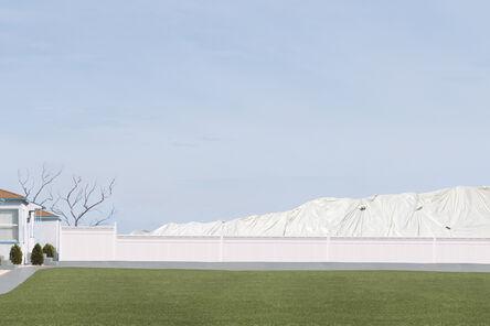Lauren Marsolier, 'Landscape With Lawn', 2012