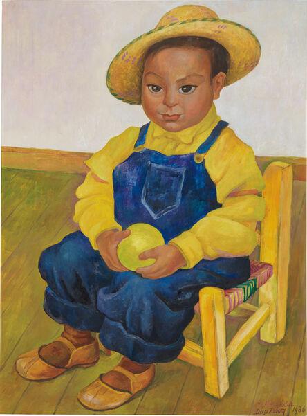Diego Rivera, 'Don Lupito', 1936