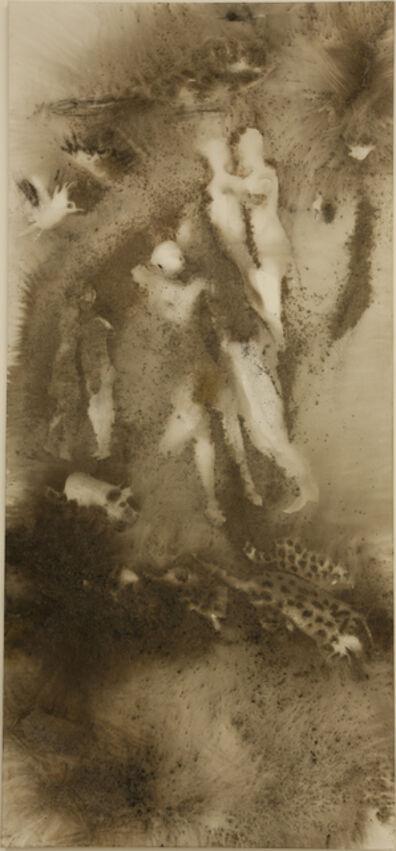 Cai Guoqiang 蔡国强, 'Impromptu No. 3', 2014